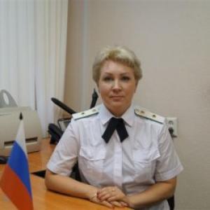 Судебный пристав Замахова И.В.