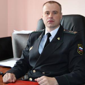 Судебный пристав Осипов В.В.