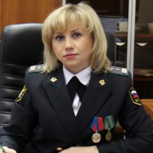 Судебный пристав Покровская А.Н.