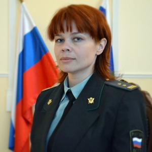 Судебный пристав Иванова И.В.