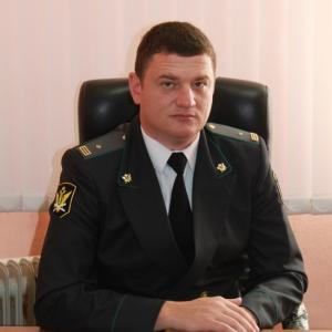 Судебный пристав Осиков С.С.