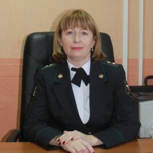 Судебный пристав Шкурина Е.В.