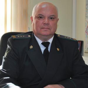 Судебный пристав Сметанин В.В.