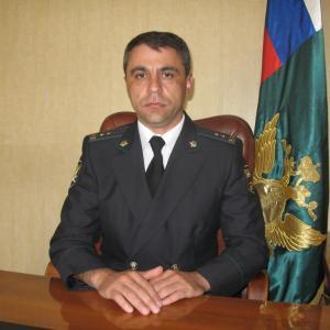Судебный пристав Кишмахов А.Ю.