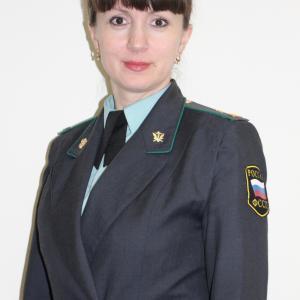 Судебный пристав Накарякова О.П.