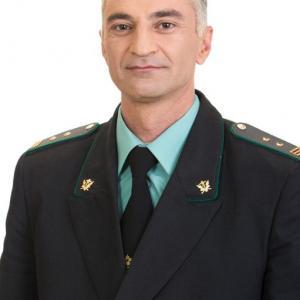 Судебный пристав Табухов А.А.