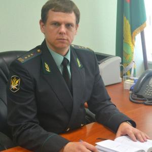 Судебный пристав Колесников С.А.