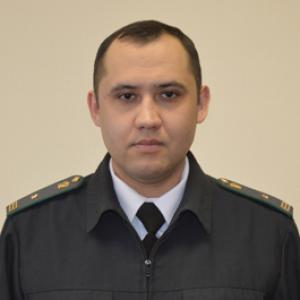 Судебный пристав Галиев Р.Р.