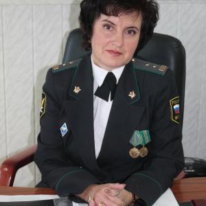 Судебный пристав Добровольская Г.А.