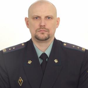 Судебный пристав Комаров Д.В.