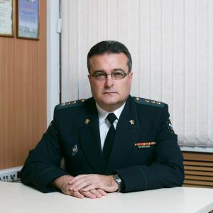 Судебный пристав Сцинский В.В.