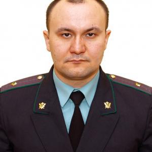 Судебный пристав Махмутов И.А.