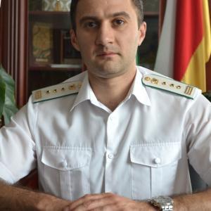 Судебный пристав Хамицаев Х.С.