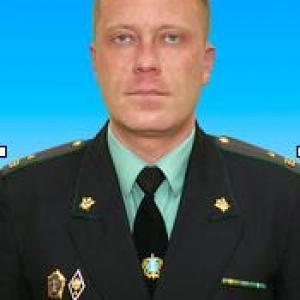 Судебный пристав Наговицын И.В.