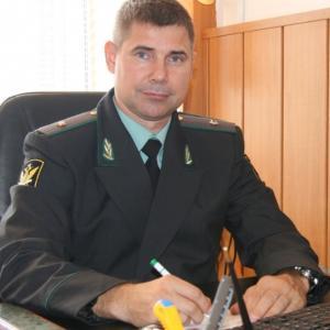 Судебный пристав Берняцкий В.В.