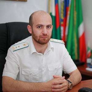 Судебный пристав Геримсултанов З.М.