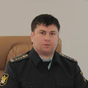 Судебный пристав Заурбеков И.А.