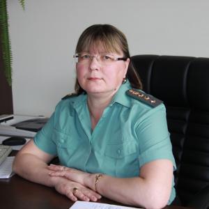 Судебный пристав Максимова М.Г.